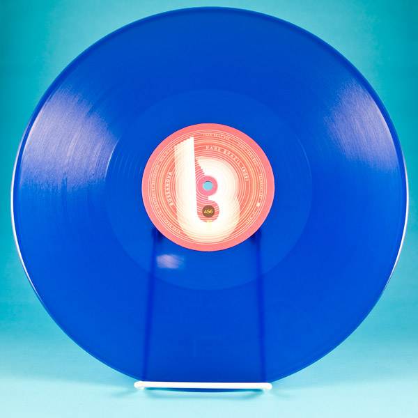 Blue Bossanova 12-inch single by Bossanova