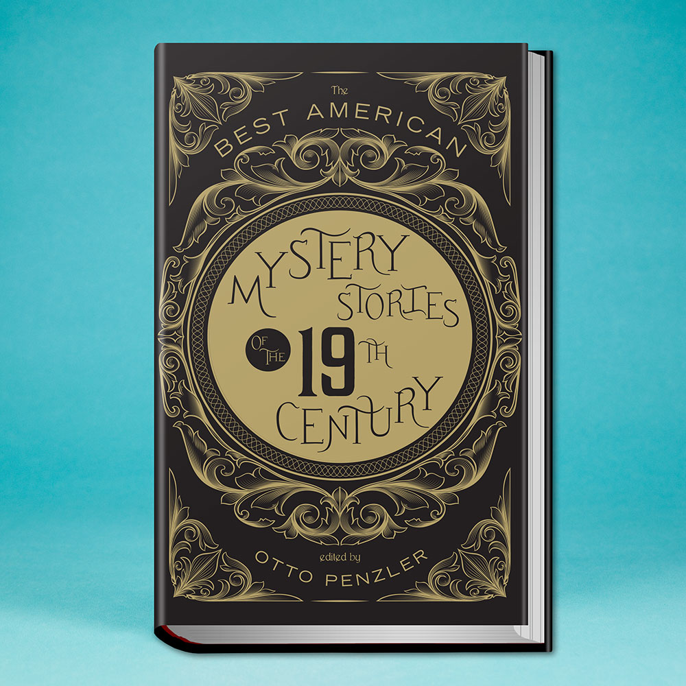 book, The Best Mystery Stories of the 19th Century