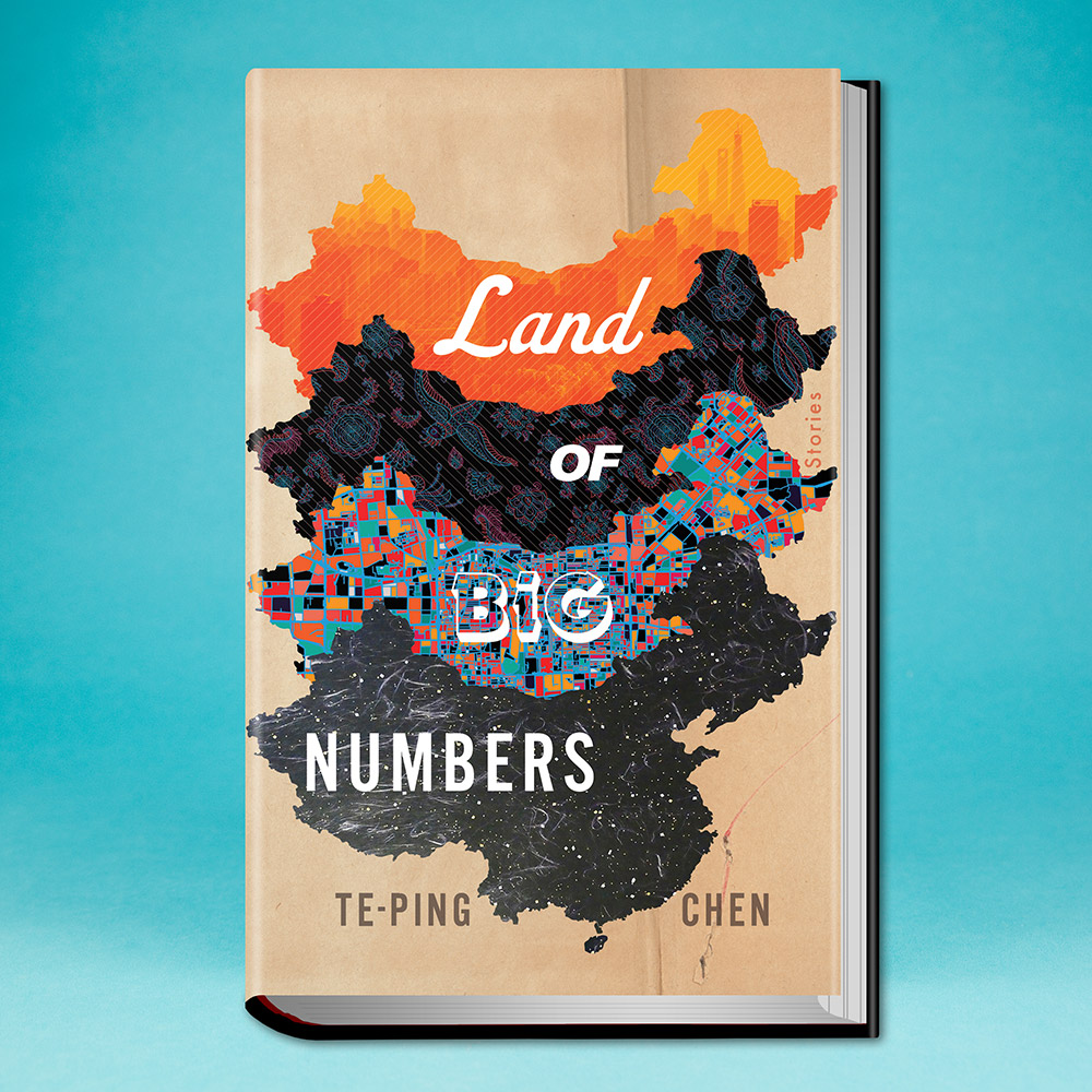 book, Land of Big Numbers by Te-Ping Chen
