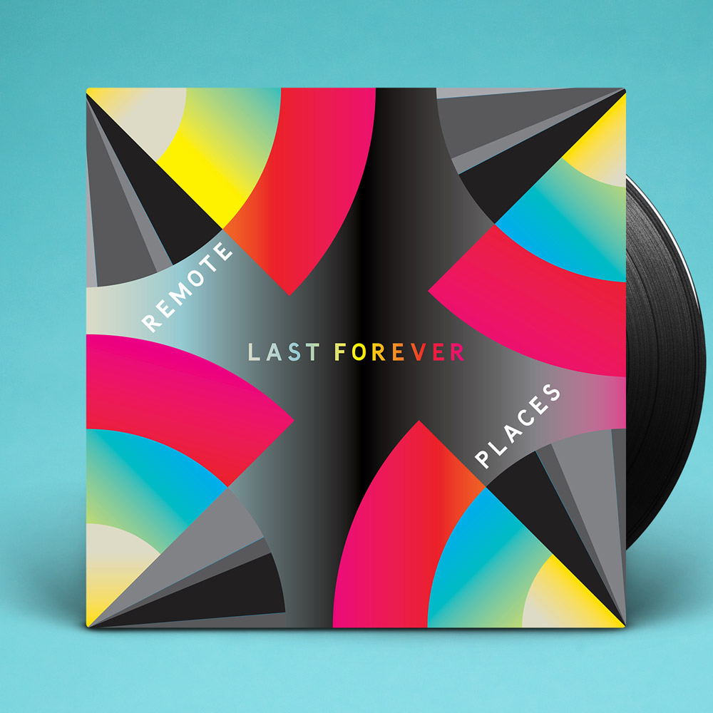 record album, Last Forever by Remote Places