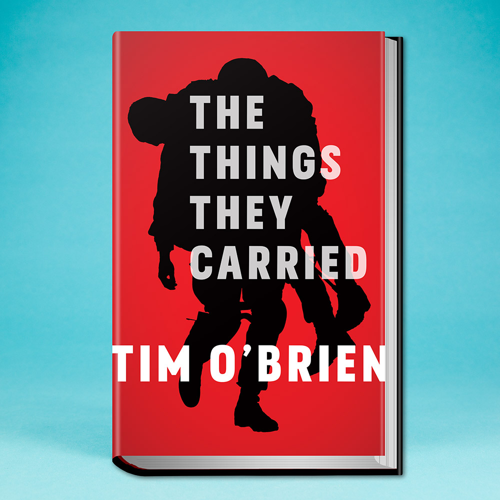 book, The Things They Carried by Tim OBrien