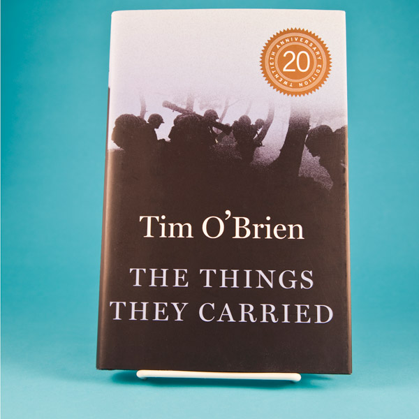 The Things They Carried by Tim O'Brien book